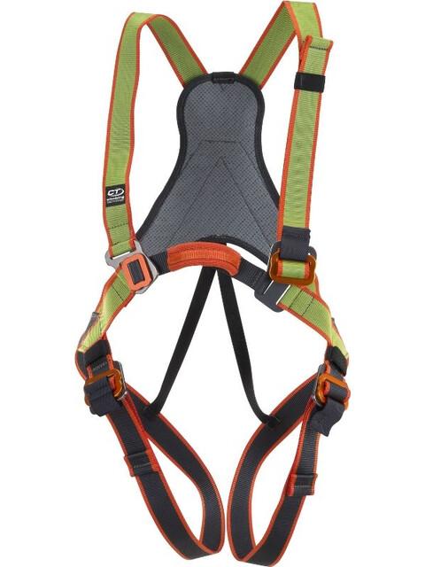 Climbing Technology Jungle Full Body Harness Kids green/grey